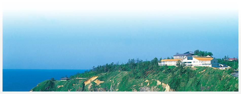 日本海を望むホテルシーポート
