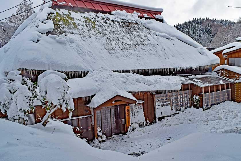 冬の鮎正宗酒造