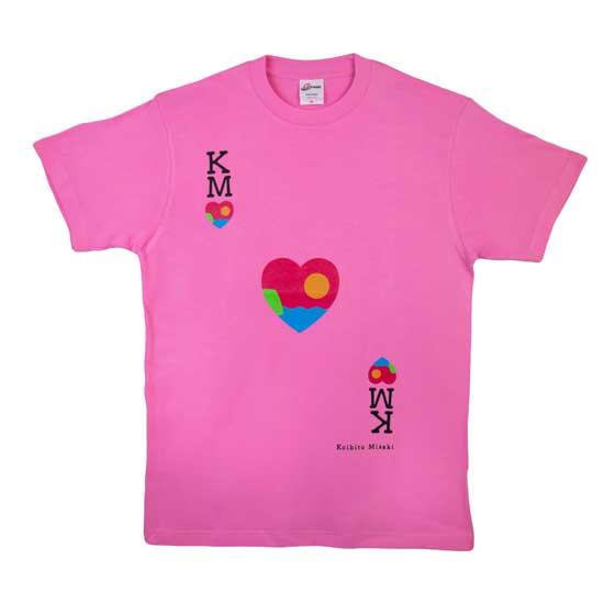 恋人岬Tシャツ・ピンク