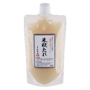 越後の「塩こうじ」米麹たれ